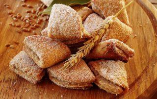 Печенье на цельнозерновой муки